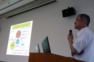 環境経営セミナー・講演会の開催のイメージ